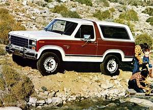 Ford Bronco Specs  U0026 Photos
