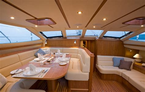 modern home layouts the discovery 67 the bluewater cruising yacht