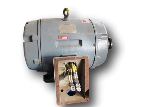 Where To Buy Electric Motors by Used Siemens 250 Hp Electric Motor 445ts Frame For Sale
