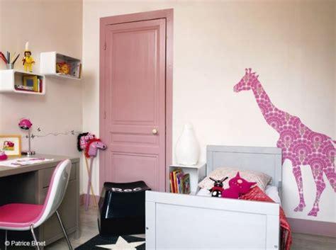 idee deco chambre fille peinture