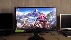 écran G Sync : test de l 39 cran gamer aoc g2460pg g sync youtube ~ Medecine-chirurgie-esthetiques.com Avis de Voitures