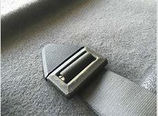 BMW E23 E28 E30 E34 parcel shelf seat belt holder