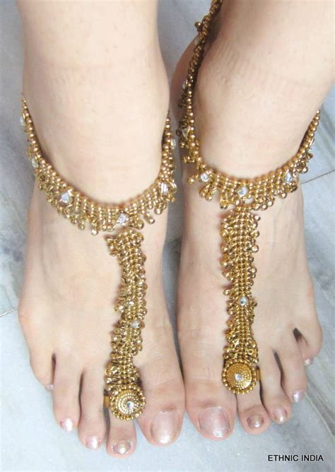 Buy Antique Gold Payal Anklet Pair Attached Toe Ring Online. Engagement Bands. Oil Rubbed Bronze Pendant. Bride Band. Long Lockets. Multicolor Sapphire. Health Bracelet. Diamond Sapphire Bands. Triple Diamond
