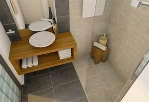 Kleines Bad Mit Dachschräge Gestalten : kleines duschbad gestalten ~ Orissabook.com Haus und Dekorationen
