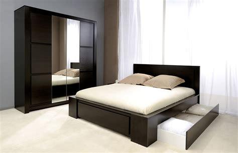chambres a coucher moderne rfcc00122 chambre 224 coucher moderne en bois massif h 234 tre mgc maroc