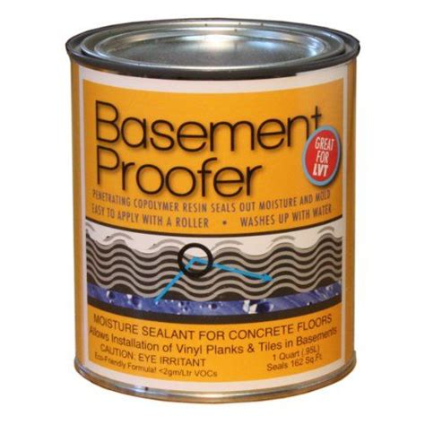 laminate floor sealer lowes lowes basement flooring cal flor ss96612 basement proofer material floor sealant 1 quart