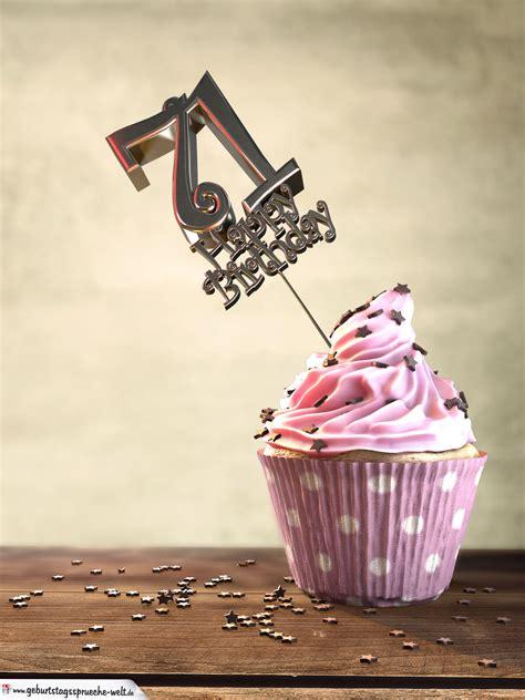 geburtstag muffin geburtstagskuchen happy birthday