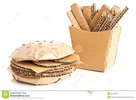How To Make Fast Food Sound On A Resume by Cardboard Burger And Fries Stock Photo Image Of