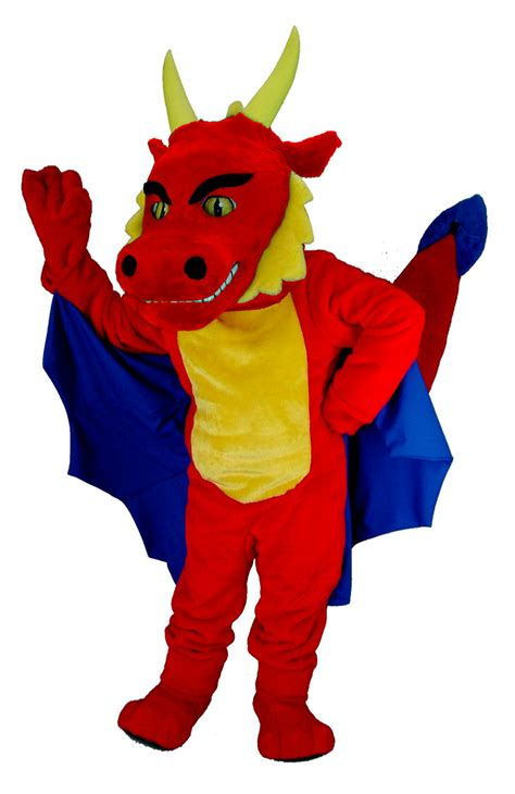 dragon mascots