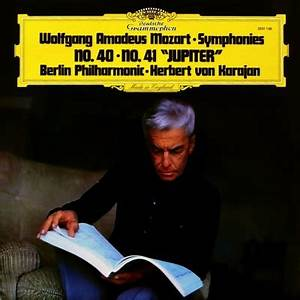 Music Is The Best  Karajan  U2013 Mozart  U2013 Symphonies No  40
