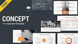 Concept Free Keynote Presentation Template