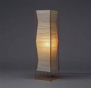 floor standing lamps uk lamps and lighting With bamboo paper floor lamp