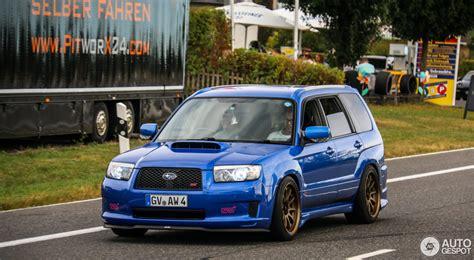 Subaru Forester Sti Subaru Forester Sti 26 May 2017 Autogespot