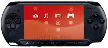 Sony Psp E1004 Console Price In India