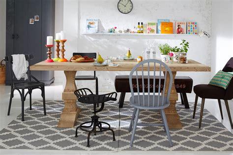 Esstisch Verschiedene Stühle by Rosafarbener Stuhl Bilder Ideen Couchstyle