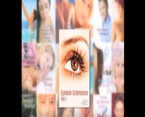 video   eyelash extensions training learn