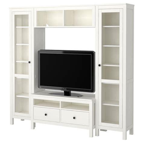 playroom hemnes tv storage combination white ikea