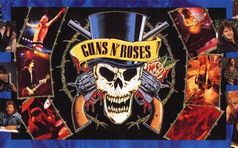 Guns And Roses Wallpapers Wallpaper Cave