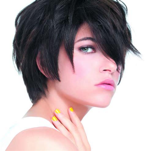 coupe courte  les  belles coiffures courtes de