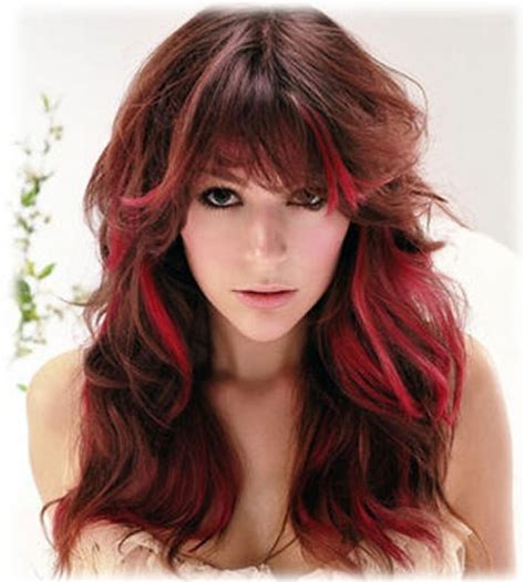 red hair color ideas  fashion trends styles