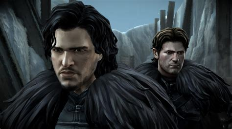 Game of Thrones Episode 2 screens show people looking stern