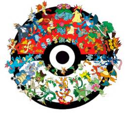 look at all the starter pokemon