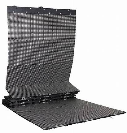Led Display Foldable Screen Curtain Pitch 8mm