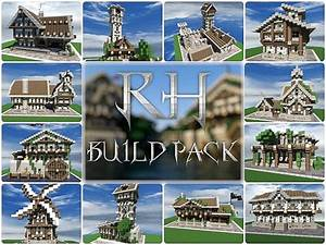 Pack City 2 : reinhart city buildpack map 9minecraft net ~ Gottalentnigeria.com Avis de Voitures