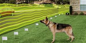how to contain your german shepherd with an invisible With best underground electric dog fence
