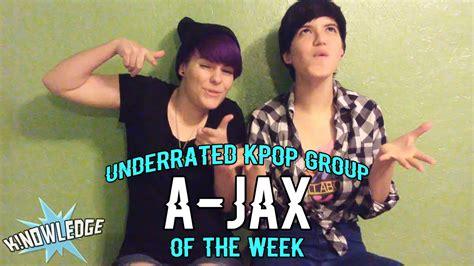Underrated Kpop Group Of The Week Ajax ★ K!nowledge