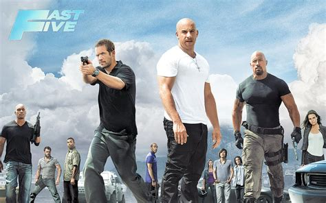 Fast 5 Full Hd Wallpaper And Background Image
