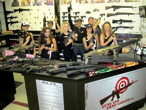 gun garage las vegas 21 firearms 500 rounds and immeasurable adrenaline with