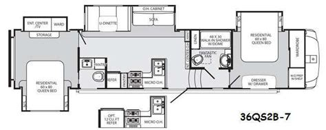two bedroom fifth wheel 2 bedroom 5th wheel bedroom at real estate