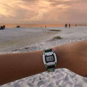 Shark Leash Watch Instructions