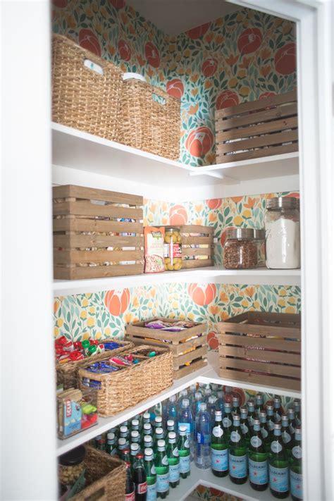 pantry makeover  walls  love kelsey bang