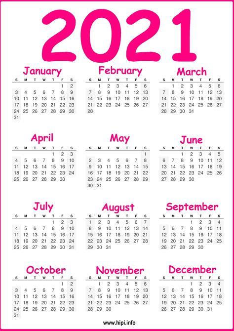 printable  calendar pink  green hipiinfo