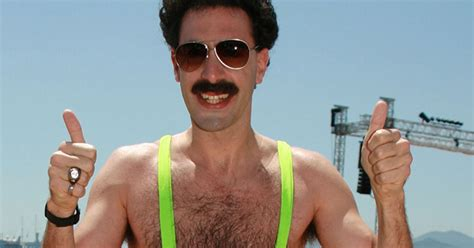 Tony Blair refused to ban Borat, says Grimsby star Sacha