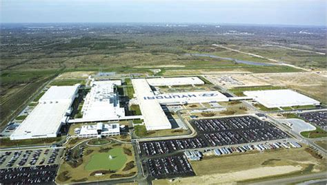Hyundai Plant Montgomery by South East Archives Nusteel Fabricators Inc