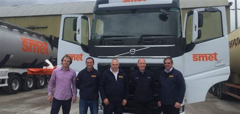 volvo truck range fully committed to timely deliveries smet adds new volvo