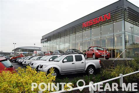 car dealerships   points