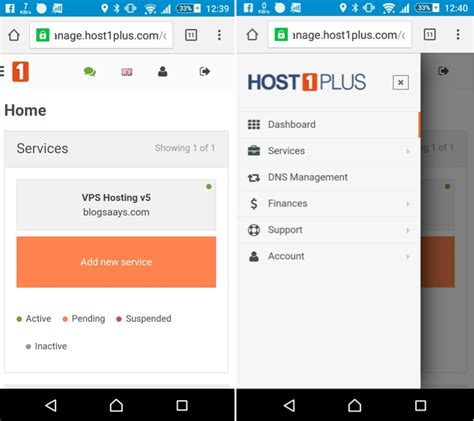 With vps hosting, you get the experience of a dedicated server at a very competitive price. Buy Cheap VPS Hosting from Host1Plus - Review