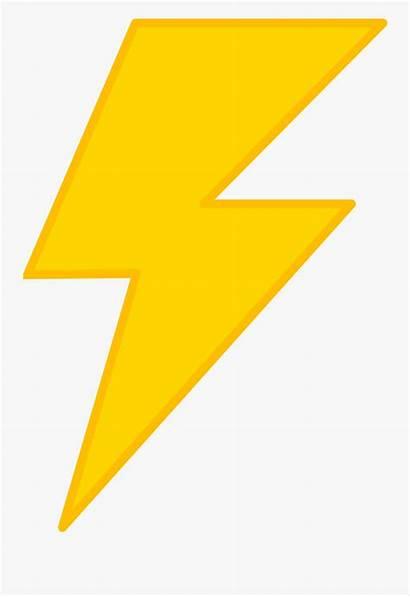 Lightning Clipart Bolt Background Transparent Clip Holy