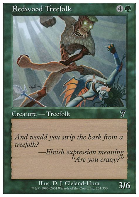 Mtg Treefolk Deck 2015 by Proxies For Deck Quot Doran The Siege Tower Quot Deckstats Net
