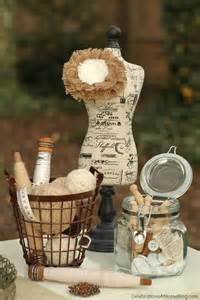 shabby chic wedding shower decor shabby chic vintage inspired bridal shower wedding ideas