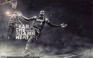 Lebron James Miami Heat Wallpapers 2016 - Wallpaper Cave