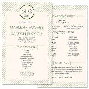 unique wedding programs fonts and wedding ceremony With unique wedding ceremony script