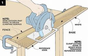 17 Best Images About A  U2022 Circular Saw Cutting Guides On