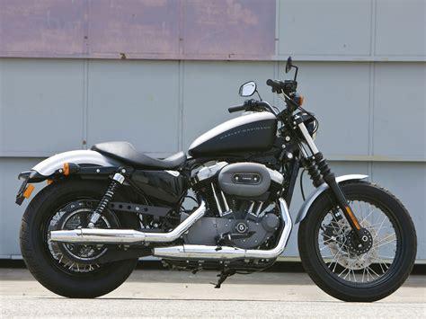 Xl 1200n Sportster 1200 Nightster 2009 Harley-davidson