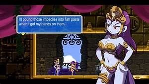 Shantae and the Pirate's Curse Review (PS4) – GameSpew