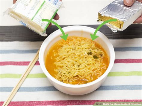 how do you make noodles 3 ways to make instant noodles wikihow